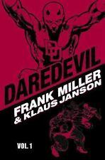 Daredevil by Frank Miller & Klaus Janson, Volume 1 (Paperback or Softback)