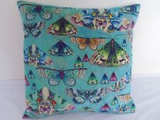 Designers Guild Fabric Issoria Jade Cushion Covers  Size Available