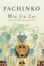 NEW! Pachinko by Min Jin Lee (2017, Hardcover) 1st/1st