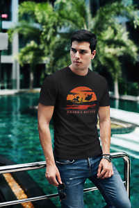 Lion King Hakuna Matata Pride Stroll Adult Tee Graphic T-Shirt for Men Tshirt