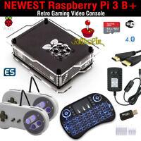 RetroPie 64GB Raspberry Pi 3 Retro Gaming Console Fully Loaded