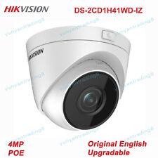 Hikvision Ds-2Cd1H41Wd-Iz 4Mp Ip Poe Network 2.8~12mm motorized 120dB Wdr Camera