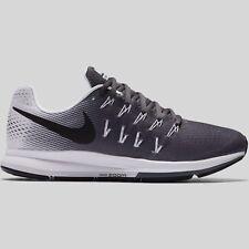 Nike Air Zoom Pegasus 33 Hommes Chaussures De Course Gris UK 9 EUR 44 LIVRAISON GRATUITE