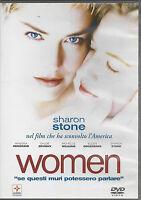 Dvd **WOMEN ♦ SE QUESTI MURI POTESSERO PARLARE** con Sharon Stone nuovo 2000