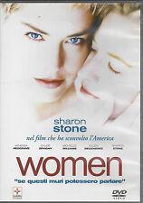 Dvd **WOMEN** con Sharon Stone usato come nuovo 2000