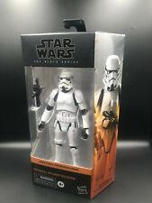 "Star Wars Black Series IMPERIAL STORMTROOPER The Mandalorian 6"" Action Figure"