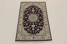 Naini 9 la très bien liège laine Persan Tapis Tapis d'Orient 1,53 x 0,96