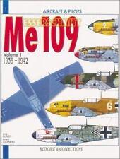 PLANES & PILOTS: ME-109, VOL. 1: 1936-1942 --THE BEST PROFILES & COLOUR !!