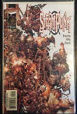 Steampunk #5 VF+ 1st Print Free UK P&P Cliffhanger Comics