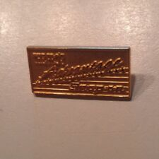 Snap On Tools Collectable GOLD PLATED 1994 The Pros Advantage Lapel/Hst Pin LMTD