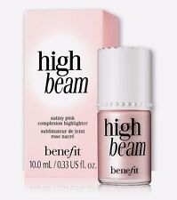 Benefit High Beam Satiny Pink Complexion Highlighter - NIB