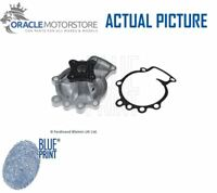 NEW BLUE PRINT ENGINE COOLING WATER PUMP GENUINE OE QUALITY ADN19136