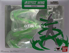 Tamashii Effect Wind Green Version Stand Base Stage S.H Figuarts USA Seller