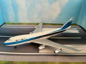 **Very Rare Set** 6-Pack AeroClassics 1:400 Scale EL AL ISRAEL AIRLINES B.747