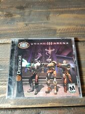 Quake III Arena 3 NEW factory sealed Sega Dreamcast
