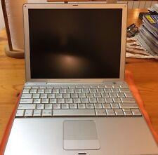 "Apple PowerBook G4 12"" TFT 1.33 GHz PPC 1.25 Gb RAM 60 Gb HDD BT Wi-Fi"