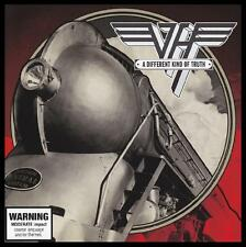 VAN HALEN - A DIFFERENT KIND OF TRUTH CD ~ DAVID LEE ROTH ~ EDDIE *NEW*