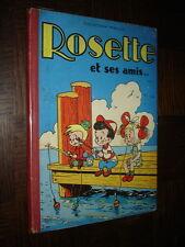 ROSETTE ET SES AMIS... - Collection Mireille