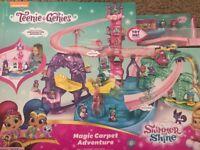 Shimmer And Shine Teenie Genies Magic Carpet Adventure GIRLS TOY KIDS PLAYSET