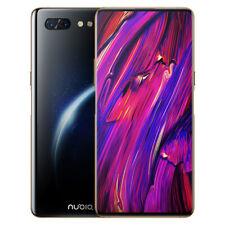 ZTE Nubia X Noir 256Go + 8Go RAM Double Écran Caméras 16 + 24 MP Dual SIM 4G LTE