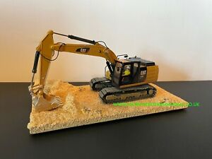 DIECAST MASTERS 1:50 SCALE CAT 320F L EXCAVATOR WEATHERED EDITION