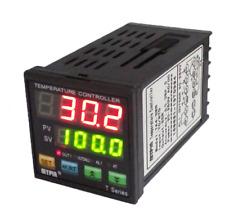 Good Quality Ta4 Ssr Digital Pid Temperature Controller 90 265v Acdc