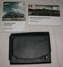 Manuales de operador y de dueño Coupe BMW