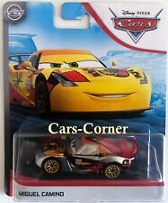 Disney Pixar Cars 3 Evolution Miguel Camino #23 Silver Collection Modell 2019
