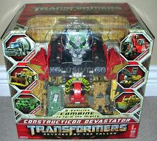 "Transformers Revenge of the Fallen ROTF 15"" Constructicon Devastator Canadian"