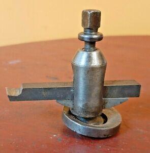 Lathe Lantern Tool Post levin derbyshire boley watchmaker model small 8 mm part