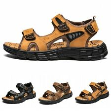 38-46 Summer Mens Outdoor Slingback Sports Beach Hiking Sandals Shoes Casual D