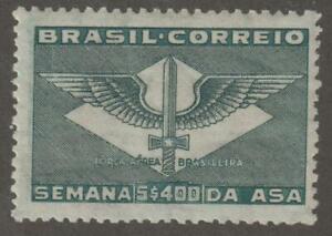 Brazil 1941 #511 Aviation Week - MNH