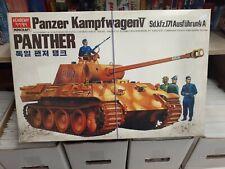 Academy Panzer Kampfwagen V (Sd.kfz.171) Ausfuhrung A Model Kit 1/25