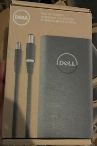 Genuine 90W Dell connector 7.4x5mm Charger and 4.5x3.0mm Power Adapter fit all