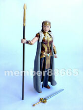 Loose DC Multiverse Wonder Woman Queen Hippolyta Figure No Ares BAF