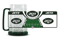 New York Jets Freezer Mug
