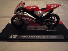 MOTO  1/24 YAMAHA YZR-M1 MARCO MELANDRI 2004