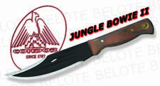 Condor Knife and Tool Tactical Jungle Bowie II W/ Leather Sheath 60209 L@@K