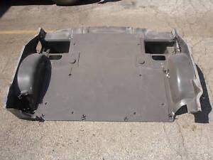 Cadillac XLR Rear Tub New GM OEM Original   ek