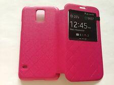 Custodia protettiva cellulare a Flip Cover per Samsung Galaxy S5 SM-G900