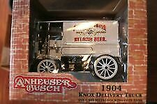 Ertl 27363 1:64 1904 Anheuser-Busch St. Lweis Beer 1904 Know Delivery Truck