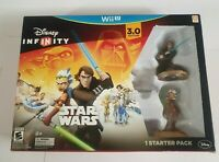 Disney Infinity 3.0 Edition Star Wars Starter Pack for Wii U