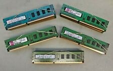 Lot of 50 Assorted 1GB 1Rx8 PC3 Desktop RAM - various speeds