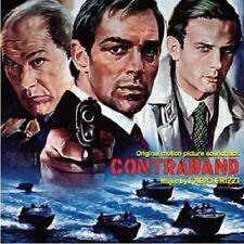 Contraband - Complete Score - Limited 500 - Fabio Frizzi