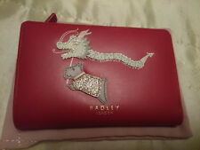 RADLEY MEDIUM LIMITED EDITION RED PURSE WALLET CHINESE NEW YEAR OF THE DOG BNWT