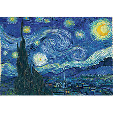 Vincent van Gogh The Starry Night 1000 Piece Jigsaw Puzzle