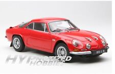 KYOSHO 1:18 ALPINE RENAULT A110 1600S DIE-CAST RED 08484