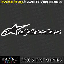 alpinestars JDM Funny Sticker Vinyl EVO JDM DRIFT  Dope Window