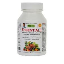 Essential 1 MULTIVITAMIN Andrew Lessman 60 Cap No artificial colors additives