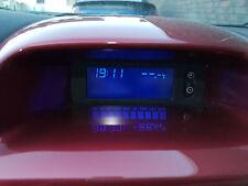 !TOP-Zustand! Opel Astra G Boardcomputer Display Beleuchtung in BLAU